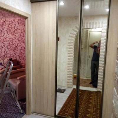 Шкафы-купе, кухни на заказ Тюмень