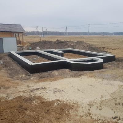 Строительство домов, Тюмень