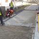 Укладка тротуарной плитки (брусчатка) в Тюмени фото